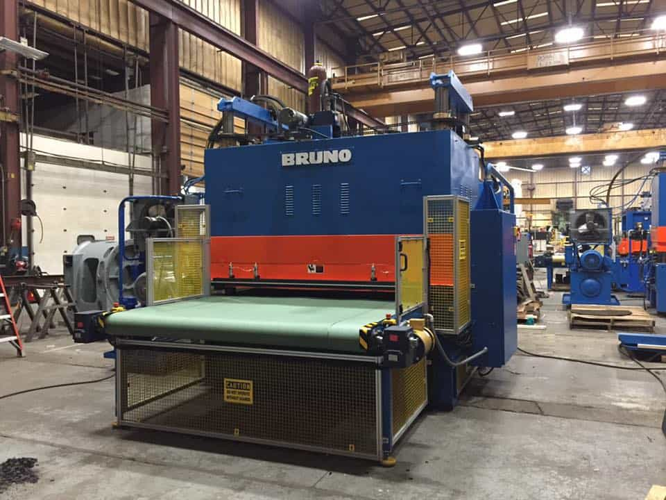 Bruno Machinery 1